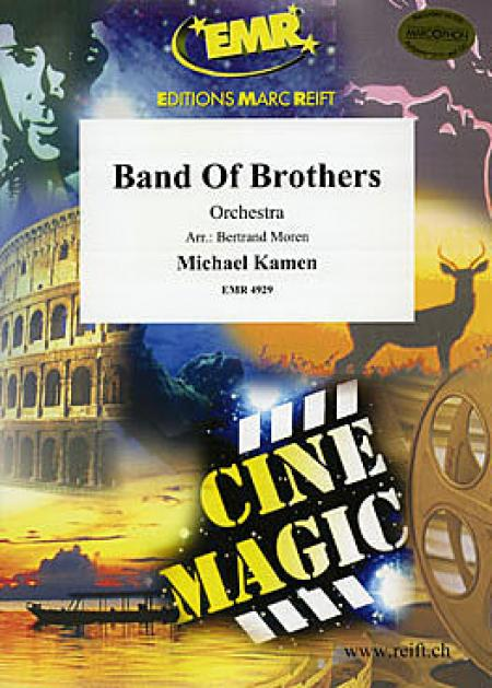 Band Of Brothers Sheet Music