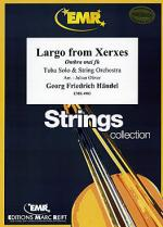 Largo from Xerxes Sheet Music