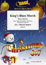 King's Blues March Sheet Music