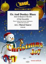 Ox And Donkey Blues Sheet Music