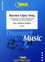 Russian Gipsy Song Sheet Music