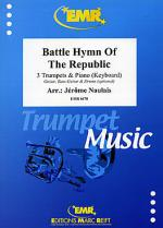 Battle Hymn Of The Republic Sheet Music