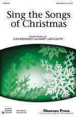 Sing the Songs of Christmas Sheet Music