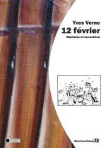 12 fevrier Sheet Music