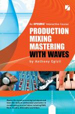 Production Mixing Mastering with Waves - 5th Edition Sheet Music