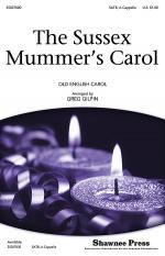 The Sussex Mummer's Carol Sheet Music