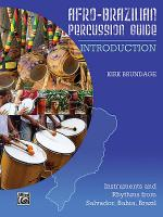 Afro-Cuban Percussion Guide, Book 1 Sheet Music