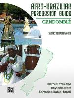 Afro-Cuban Percussion Guide, Book 3 Sheet Music