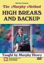 High Breaks and Backup for Banjo DVD Sheet Music