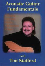 Acoustic Guitar Fundamentals DVD Sheet Music