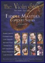 Fiddle Masters Concert Series, Volume 3 DVD Sheet Music