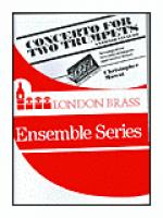 Concerto for Two Trumpets Sheet Music