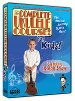 The Complete Ukulele Course for Kids (DVD) Sheet Music