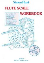 Flute Scale Workbook Sheet Music