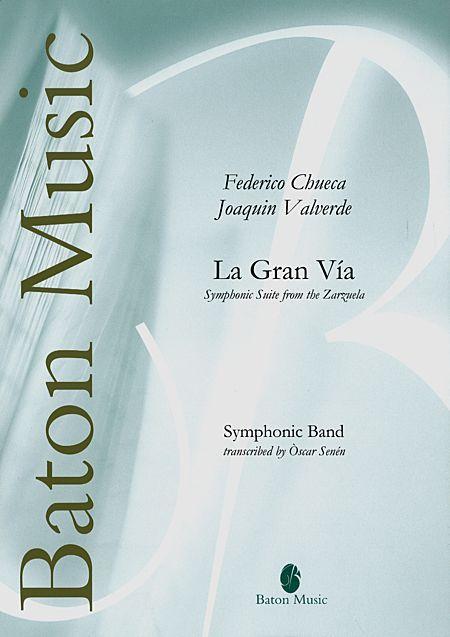 La Gran Via Sheet Music