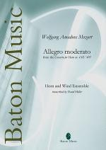 Allegro Moderato Sheet Music