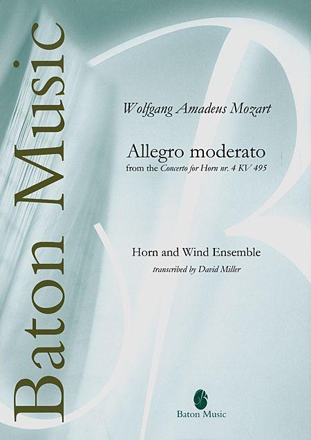Allegro Moderato Sheet Music