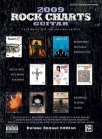 Rock Charts Guitar 2009 Sheet Music