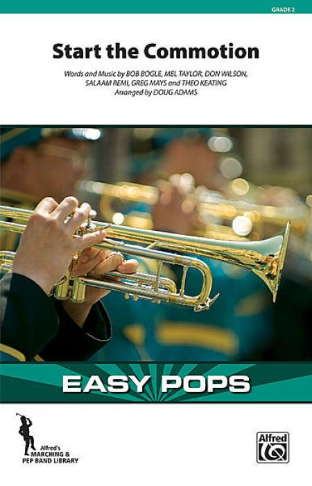 Start the Commotion Sheet Music