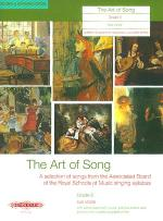 The Art of Song (Grade 6, low voice) Sheet Music