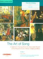 The Art of Song (Grade 7, low voice) Sheet Music