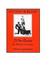 25 Sevillanas Sheet Music