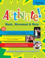 Activate! Feb/Mar 10 Sheet Music