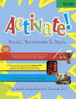 Activate! Apr/May 10 Sheet Music