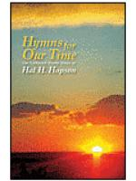 Hymns for Our Time Sheet Music