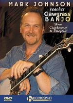 Mark Johnson Teaches Clawgrass Banjo Sheet Music