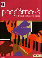 Nicolai Podgornov's Graded Pieces for Piano Vol.1 Sheet Music