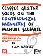 Classic Guitar Solos on the Contradanzas Habaneras Sheet Music