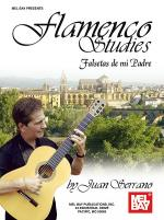 Flamenco Studies: Falsetas de mi Padre Sheet Music