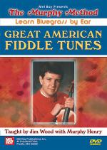 Great American Fiddle Tunes DVD Sheet Music