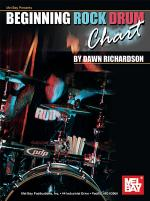 Beginning Rock Drum Chart Sheet Music