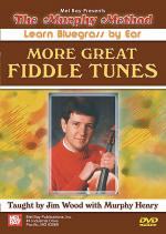 More Great Fiddle Tunes DVD Sheet Music