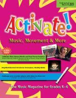 Activate! Feb/Mar 09 Sheet Music