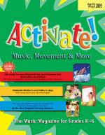 Activate! Apr/May 09 Sheet Music