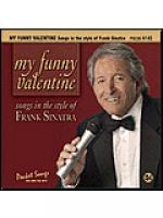 My Funny Valentine: Songs in the style of Frank Sinatra (Karaoke CDG) Sheet Music