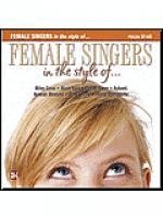 Female Singers in the style of... (Karaoke CDG) Sheet Music
