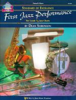Standard of Excellence First Jazz Performance-French Horn Sheet Music