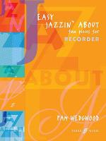 Easy Jazzin' About (recorder) Sheet Music