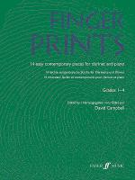 Fingerprints (Clarinet) Sheet Music
