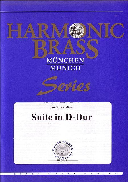 Suite in D-Major (trumpet concerto) Sheet Music