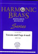 Toccata and Fuga d-minor (BWV 565) Sheet Music