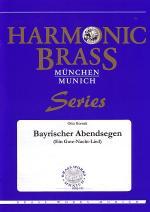 Bayrischer Abendsegen (Bavarian Lullaby) Sheet Music