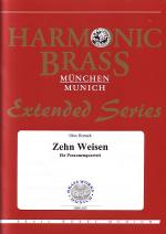 Zehn Weisen (Ten Songs) Sheet Music
