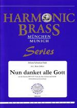 Nun danket alle Gott Sheet Music