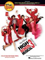 Let's All Sing Songs from Disney's High School Musical 3 Sheet Music