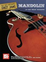 First Jams: Mandolin Book/CD Set Sheet Music